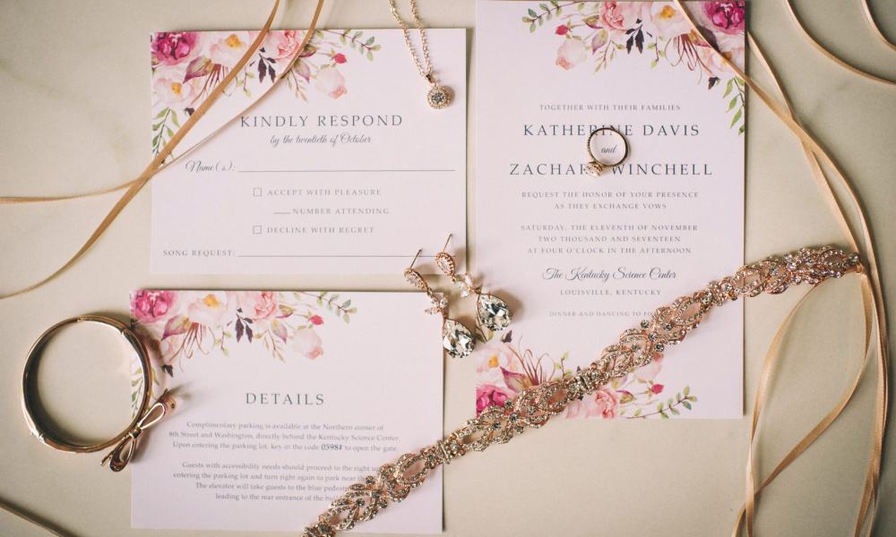 Davis & Winchell's Romantic Wedding in Kentucky