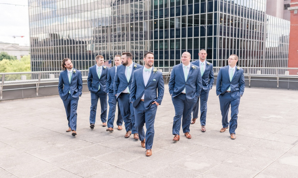 Tips for Dressing Your Groomsmen