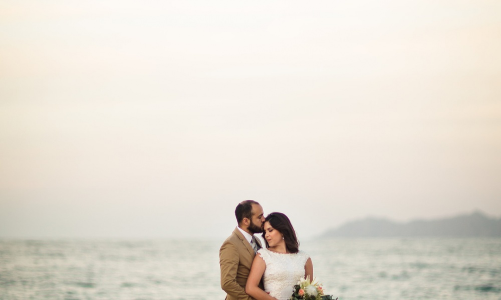 Enchanted Baja Beach Wedding