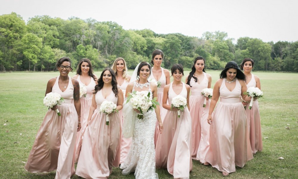 Blush is for Beautiful Brides