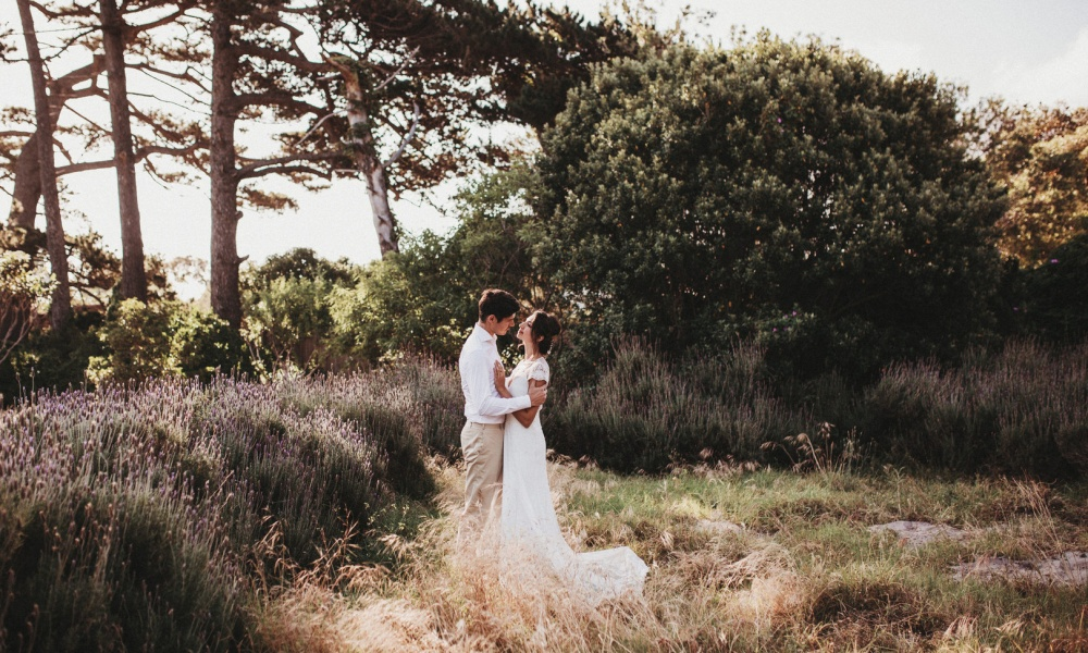 Romantic Boho Wedding in Cape Town, South Africa