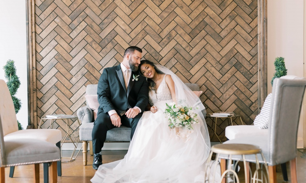 A Handcrafted Love: Industrial Wedding Inspiration