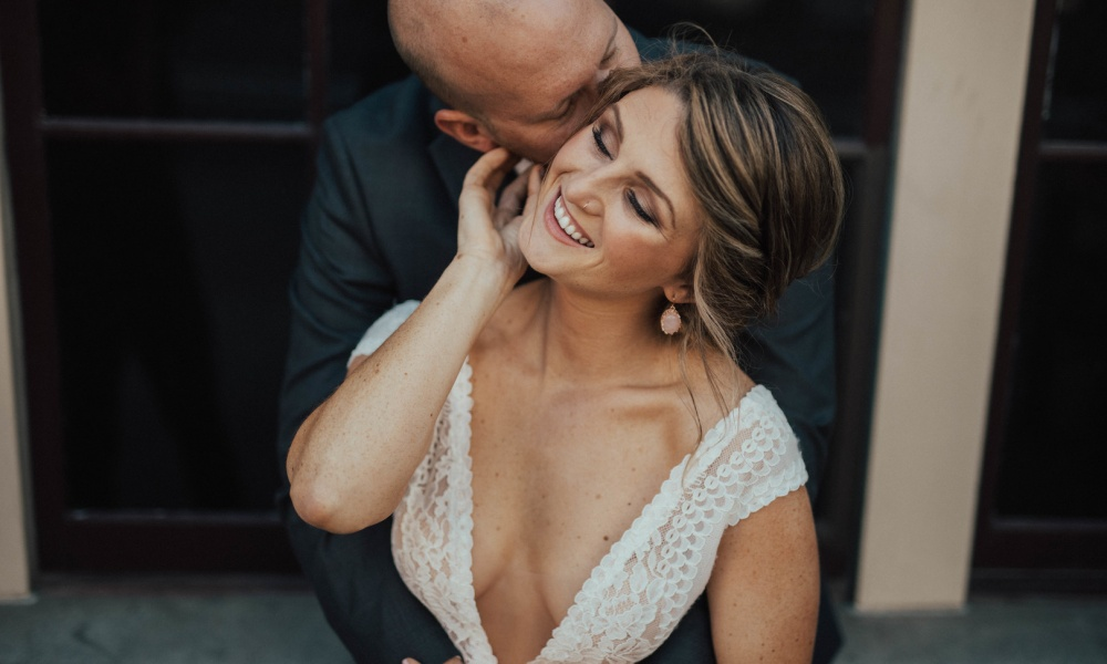 Urban Warehouse San Diego Wedding