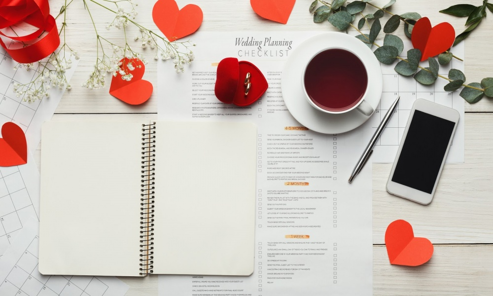 How To Stay Organized During Crunch Time: Final Lists To Make and Send Out  Leading Up To Your Big Day