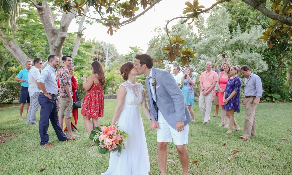 Pantone's Color of the Year: Living Coral Destination Vow Renewal in Bermuda!