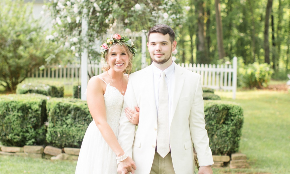 Brooke & John | Outdoor Southern Wedding